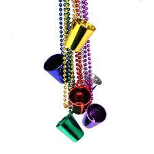 mardi gras beaded necklaces mardi gras glass bead necklaces