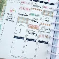 25 unique hourly planner ideas on pinterest weekly schedule