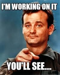Working Saturday Meme - im working meme mne vse pohuj