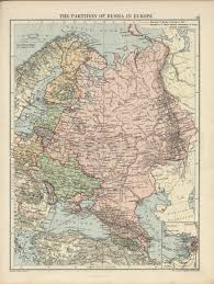 Map Of Europe 1920 by London Geographical Institute The Peoples Atlas 1920 The Partition