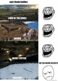 Epic Movie Meme - today is not this day lotr memes epic finale battles are you
