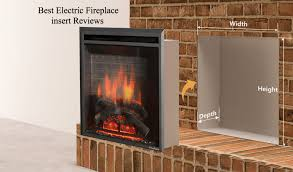 Electric Fireplace Insert Best Electric Fireplace Insert Feb 2018 Top 10 Reviews And Guide