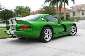 Dodge Viper 1970 - dodge viper green by green d on deviantart