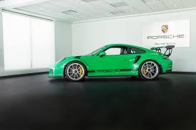 porsche signal green paint code 2016 porsche 911 gt3 rs for sale in colorado springs co c124