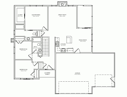 modern 1 story house plans 1 5 story house plans unique plan ideas slop luxihome