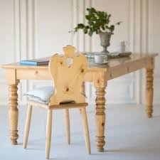 Country Kitchen Table And Chairs - coastal vintage and farmhouse inspired dining tables the kitchen