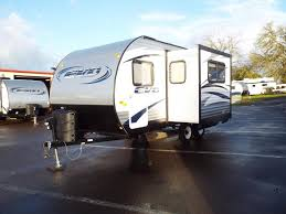 Power Rv Awnings 2017 Forest River Evo 1850 Travel Trailer W Slide Out Arctic