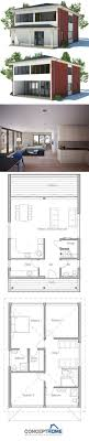 house plans two floors small house plan to tiny lot floor plan from concepthome com tiny