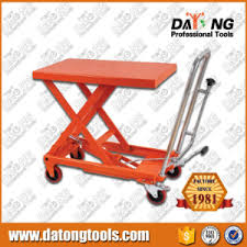 china lifting table carts factory manufacturers suppliers