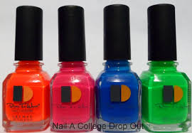 nail a college drop out august 2012