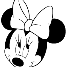 mouse coloring pages print