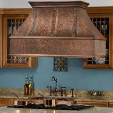 Kitchen Island Range Hoods by Copper Island Range Hood Signature Hardware