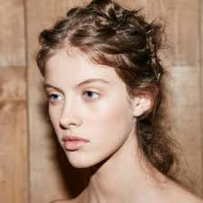2015 spring hairstyle pictures alexander mcqueen hair spring 2016 beauty