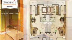 bungalows in pune chrrysalis 3 bhk luxurious row houses in pune