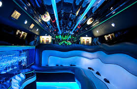 limousine hummer inside stylish prom transport birmingham mail