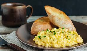 Anthony Bourdain Scrambled Eggs Brunch In 15 Minutes Sage Scrambled Eggs With Smoked Salmon And