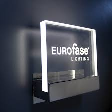 Eurofase Wall Sconce Eurofase 30168 015 Para 1 Light Led Wall Sconce In Clear