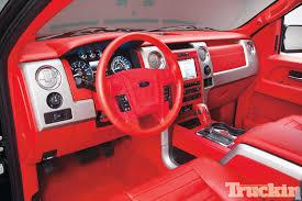 Ford F150 Truck 2011 - 2012 ford f 150 tarmac cgs motorpsorts truckin magazine