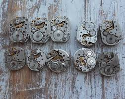 Parts For Jewelry Making - watch parts jewelry etsy