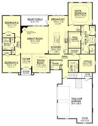 12 Bedroom House Plans by European Style House Plan 3 Beds 2 50 Baths 2405 Sq Ft Plan 430 133