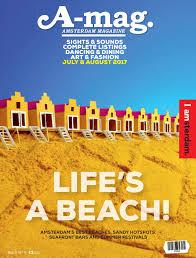 a mag july aug 2017 by amsterdam marketing issuu
