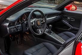 porsche 911 interior 2017 the best 911 in years 2017 porsche 991 2 carrera photo u0026 image