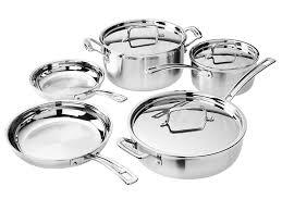 black friday cast iron cookware amazon cuisinart mcp 8nw multiclad pro set 8 piece cookware 139 99