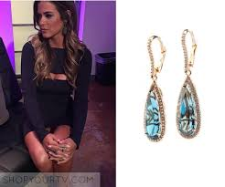 jojo s earrings the bachelor season 20 episode 13 jojo s teardrop earrings shop
