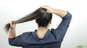 tutorial menata rambut panjang simple 5 cara untuk menata rambut dengan sederhana dan manis wikihow