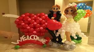 Balloon Centerpiece Ideas Give Amazing Look Using Balloon Centerpieces In Wedding
