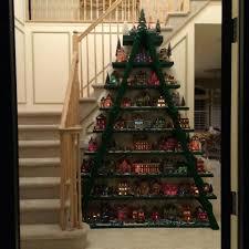 christmas village ladder christmas pinterest christmas