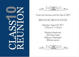 high school class reunion invitations class reunion decoration ideas from purpletrail