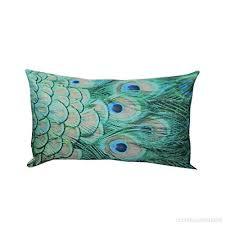 housse de coussin canapé housses de coussin canapé angelof taie d oreiller vert rectangulaire
