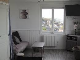 chambre d ault appartement avec vue panoramique sur les falaises et le hâble d ault