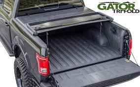 Folding Truck Bed Covers Excellent Gator Tri Fold Tonneau Cover Folding Reviews