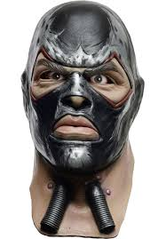 bane deluxe mask batman arkham origins escapade uk