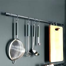 crochet ustensile cuisine crochet barre cuisine barre pour ustensile de cuisine barre pour