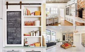 barn door for kitchen cabinets what is your favorite kitchen cabinet door style