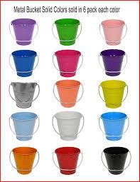 metal gear solid 5 black friday amazon amazon com 6 pack metal bucket metal bucket orange solid colors