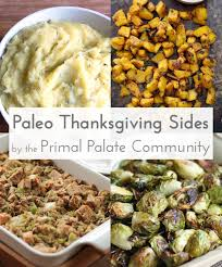 paleo thanksgiving side dishes recipe roundup primal palate
