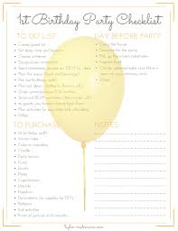 halloween party planner the ultimate first birthday party planning and gift guide
