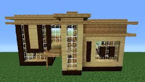 Modern House Minecraft 360 Modern House Tutorial House Number 2 Youtube