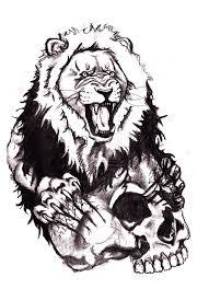 tattoo design lion artistmikemiller pics of tribal lion tattoos designs