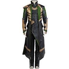 Thor Halloween Costume Amazon Cosplaysky Thor Dark Loki Costume Halloween