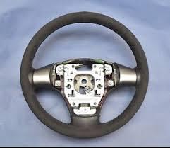 corvette steering wheel cover chevrolet corvette c6 alcantara steering wheel cover ebay