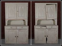 old kitchen furniture second life marketplace re old white farm cupboard set worn