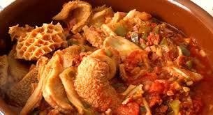 recette tripes sauce catalane sofregit cuisine languedoc