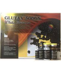 Glutax Nano Pro Cell glutax 75gs nano pro cell glutathione injection packaging type box