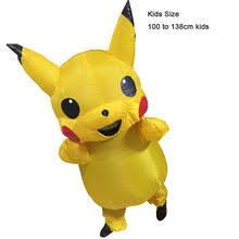 Pokemon Halloween Costumes Girls Popular Pokemon Pikachu Costume Buy Cheap Pokemon Pikachu Costume