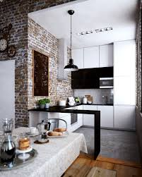 Loft Kitchen Ideas Loft Style 3d Max Vray Photoshop Reference Http Www Archdaily